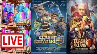 Clash Royale Up to Lvl 10 + Upgraded Three Musketeers Lvl 8 + Magical Chest Strategy Android G #EFT