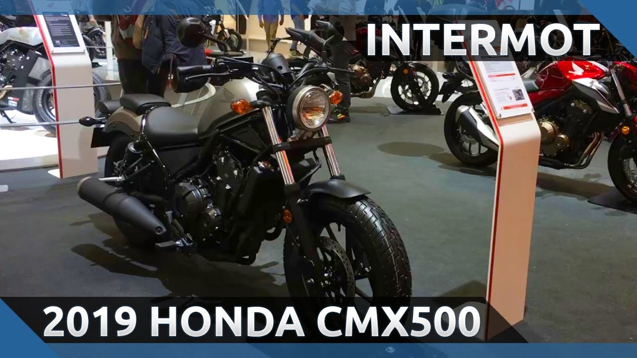 2019 honda cmx500 rebel intermot 2019 youtube. Black Bedroom Furniture Sets. Home Design Ideas