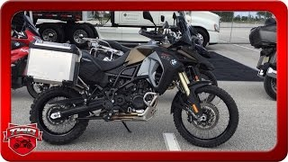 2016 BMW F 800 GS Adventure Motorcycle Review