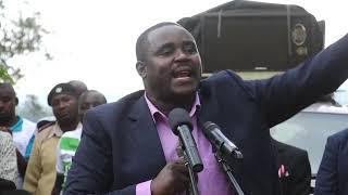 Senator Cleophas Malala issues a stern warning to Team Tangatanga and William Ruto