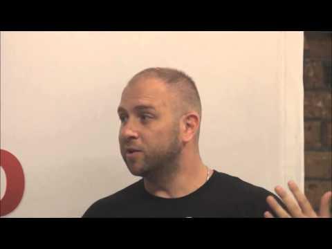 Tom Howard (Adioso) at Startup Grind Melbourne