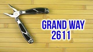 Розпакування Grand Way 2611