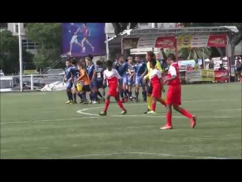 U14 JSSL Elite vs Singapore Sports School