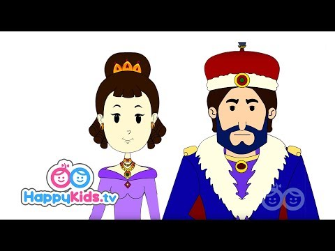 Blue Beard - Fairy Tales & Bedtime Stories For Kids, Children And Babies | Happy Kids
