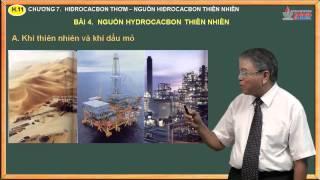 Bài giảng hóa học 11 - Chương 7. Hidrocacbon thơm - Bài 4. Các nguồn hydrocacbon thiên nhiên
