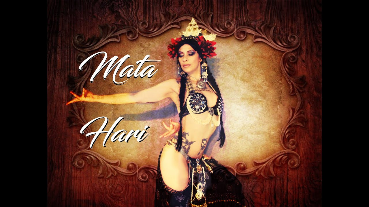 MATA HARI Morgana 2020 - (Tribal Fusion Temple Dance)