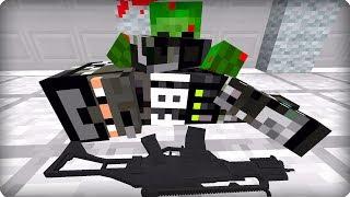 Нашёл солдата ФБР [ЧАСТЬ 36] Зомби апокалипсис в майнкрафт! - (Minecraft - Сериал)