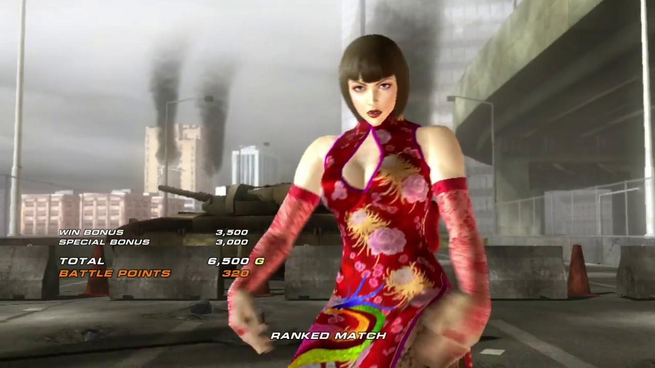 165 Tekken 6 Coouge Anna Williams Vs Buronbengen Law Youtube