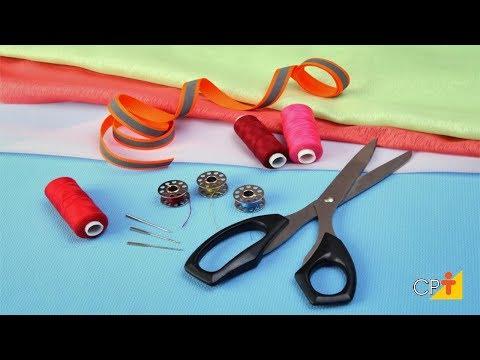 Curso Confecção de Roupas Infantis - Tecidos - Cursos CPT