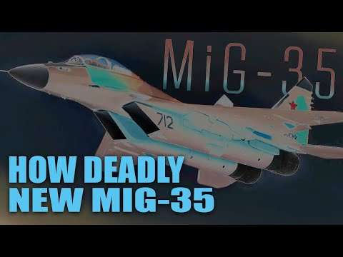 Russia Offers Advanced MiG-35 Jets to Azerbaijan