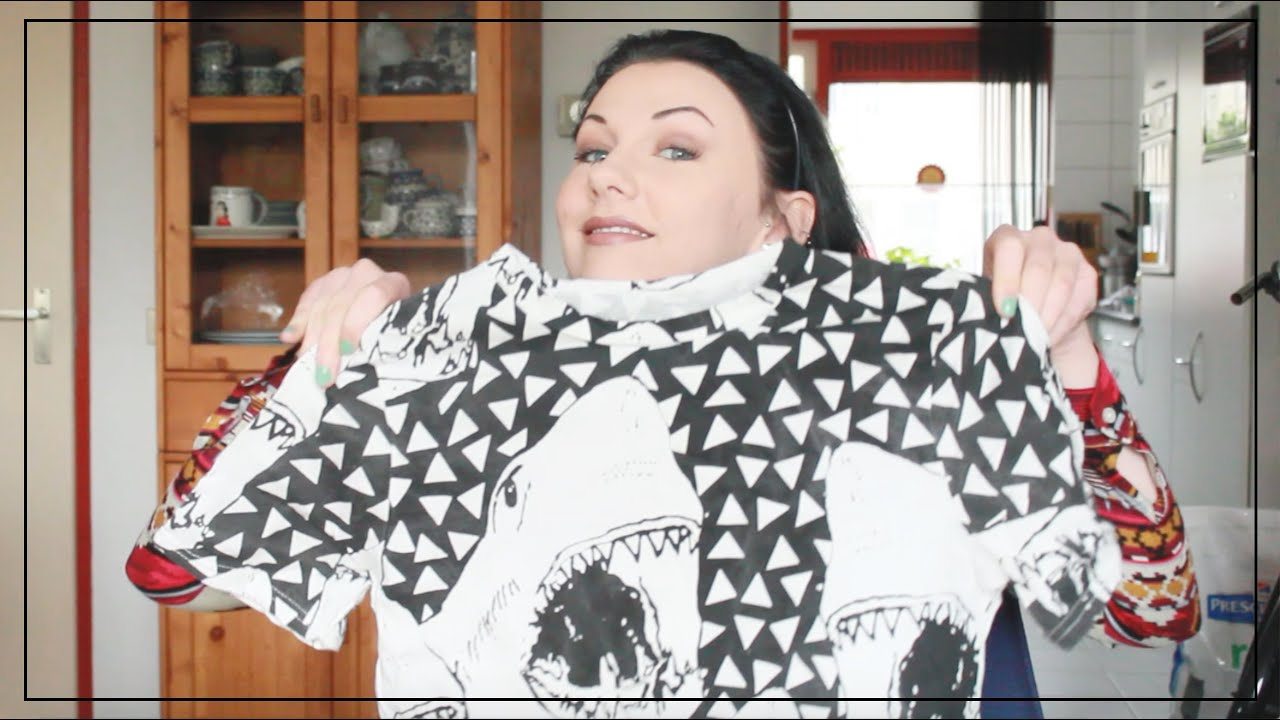 ALIEXPRESS: CLOTHING HAUL | LUCY & DENISE