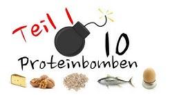 Proteinbomben (1.Teil) - 10 eiweireiche Lebensmittel ohne Fleisch