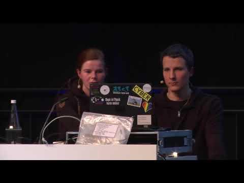 34C3 -  Schnaps Hacking