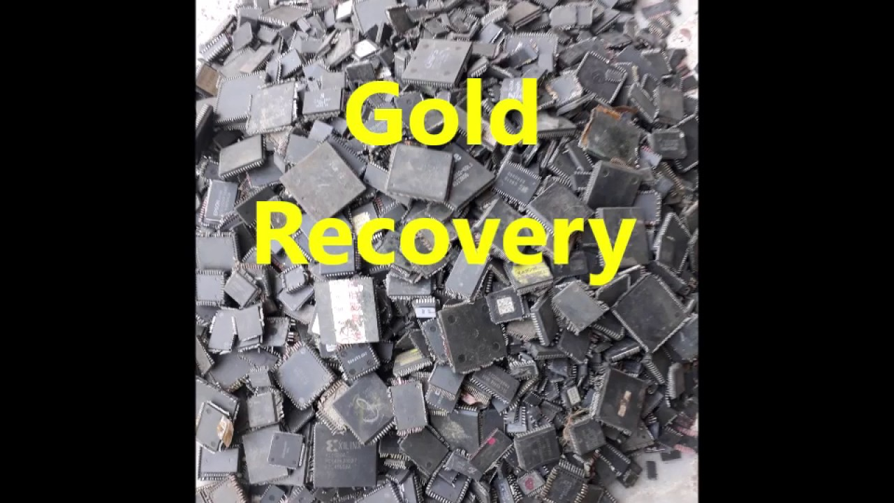 Non cyanide gold recovery Process/Processors/CPUs/Mobile phones/Circuit Boards/Computers