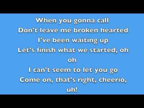 Karmin - BrokenHearted - Lyrics