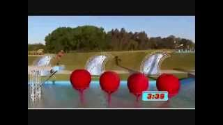 Total Wipeout  - Compilation Of Big Red Balls