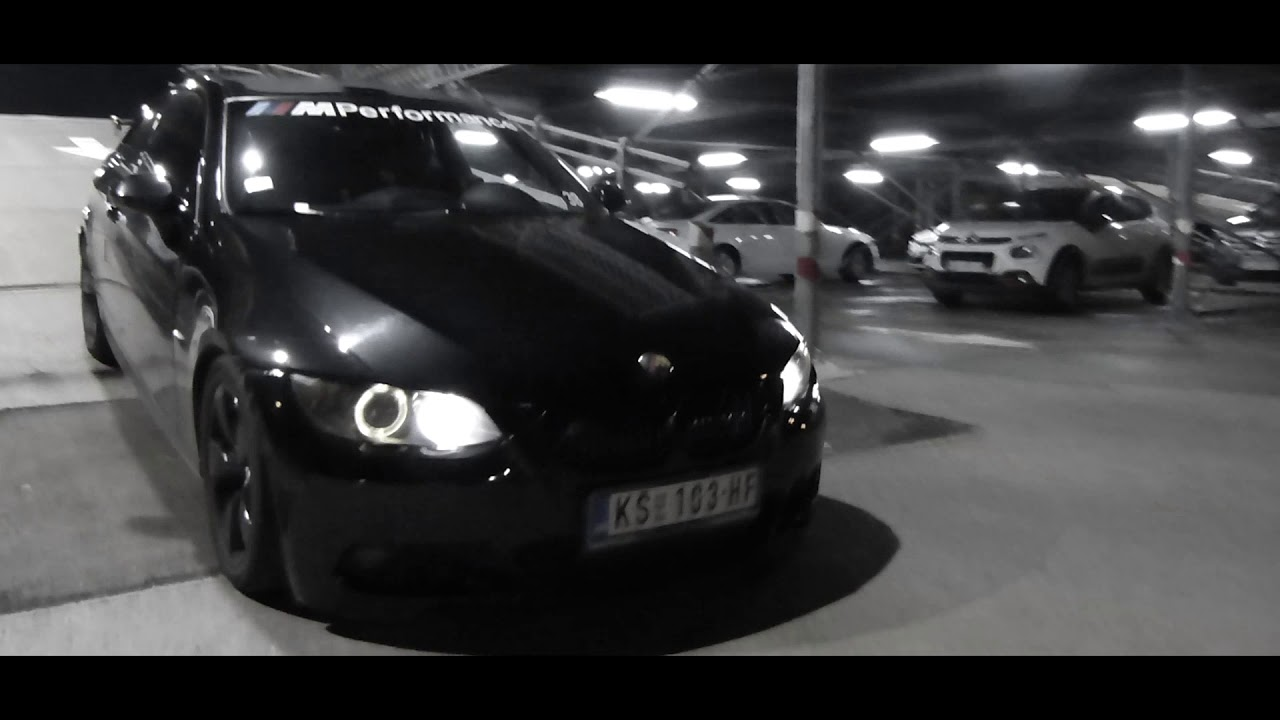 BMW ///M3 \DISEL POWER///550hp😱 *On the Street during the Night*