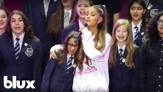 Ariana Grande  - My Everything Ft. Choir (#OneLoveManchester Live)