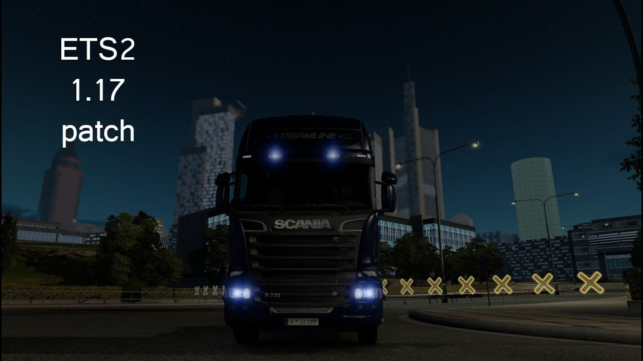 euro truck simulator 2 patch 1.16 to 1.17