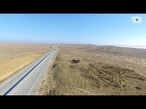 MISKIN DRON travel to uzbekistan