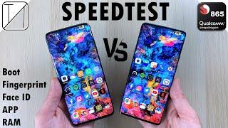 Xiaomi Mi 10 Pro vs OnePlus 8 Pro Speed Test