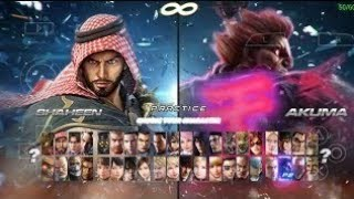 TEKKEN 7 New mod for android apk + data download for ppsspp