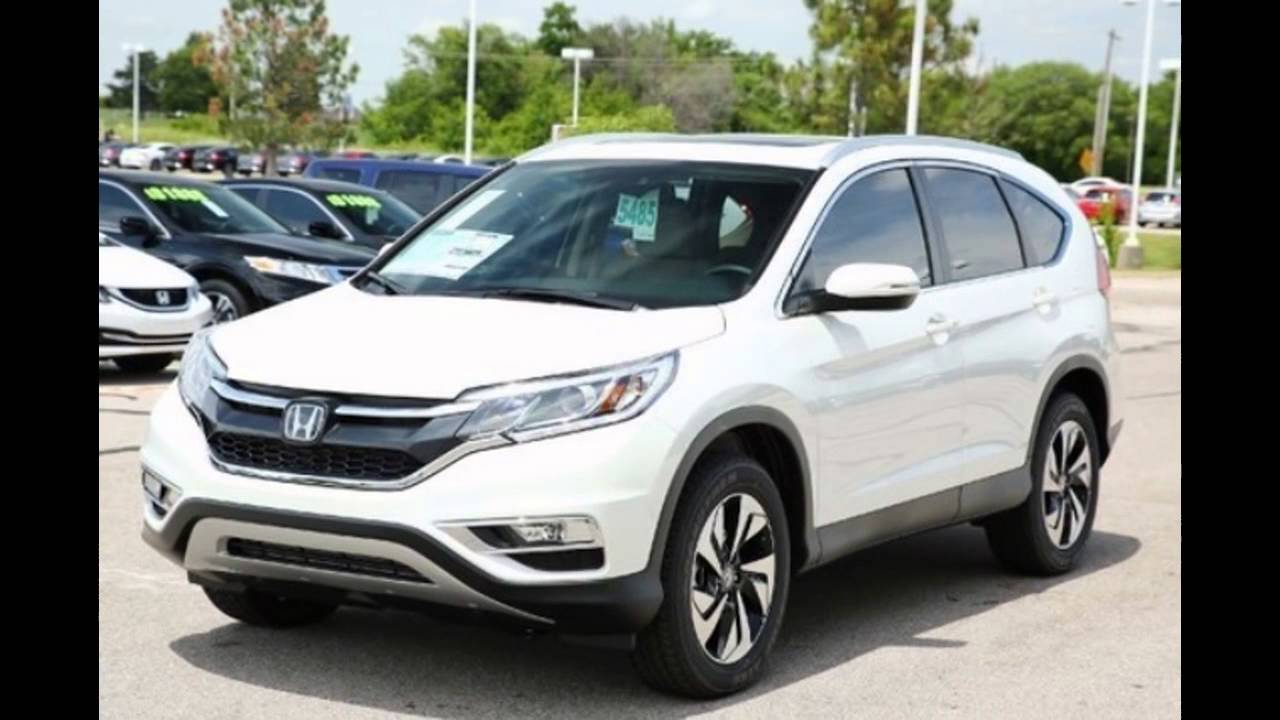 2016 honda cr v white diamond pearl youtube for Honda crv 2016 white