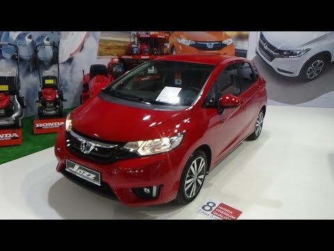2017 Honda Jazz - Exterior and Interior - Auto Salon Bratislava 2017