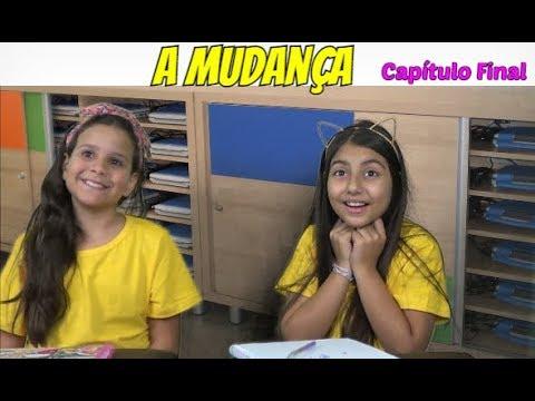 A MUDANÇA 3  -  Capítulo Final  - Julia Moraes