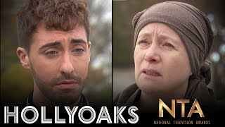 Hollyoaks: Maggie Reveals Her Past To Scott