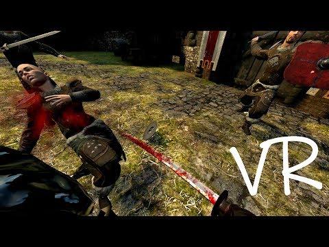 Muertes Brutales Samurai en Realidad Virtual - Blade and Sorcery  VR MODS