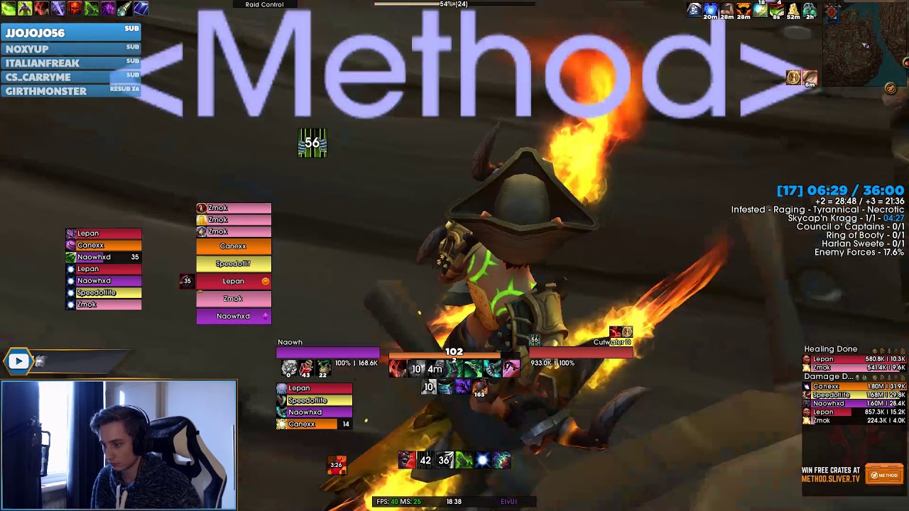 World First +17 Freehold | Naowh - Havoc DH