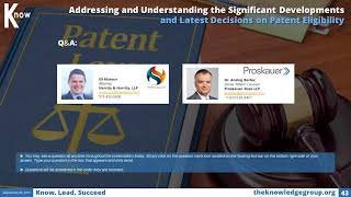 Biotech Patent Law