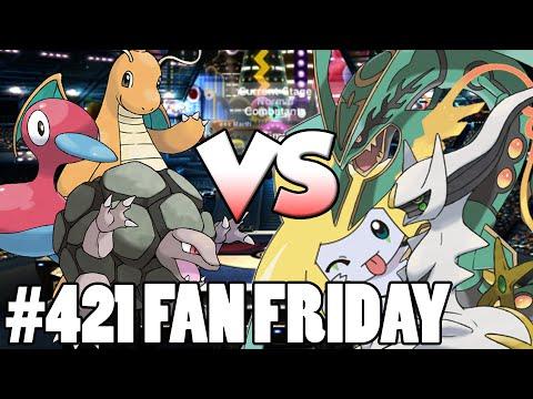 Underdogs!! Pokemon Omega Ruby Alpha Sapphire WiFi Battle! Fan Fridays #421 Patrick