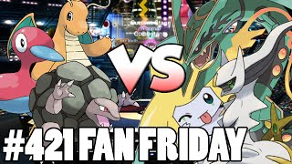 Underdogs!! Pokemon Omega Ruby Alpha Sapphire WiFi Battle! Fan Fridays #421 Patrick