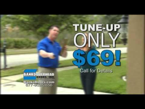 Banko Door $69 Tune Up & Banko Door $69 Tune Up - YouTube Pezcame.Com