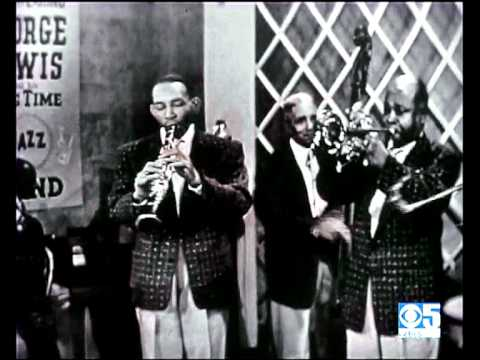 George Lewis Ragtime Jazzband of New Orleans - November 1953