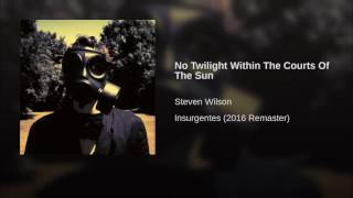 No Twilight Within The Courts Of The Sun