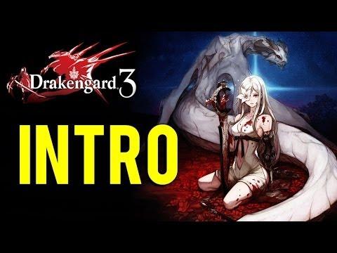 Drakengard 3 - INTRO - Walkthrough [HD]
