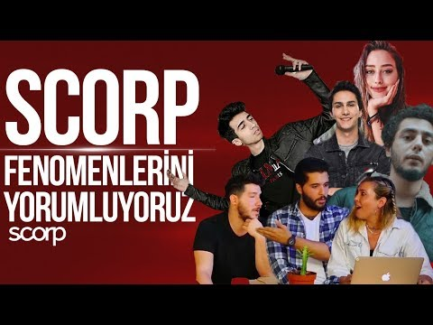 Scorp Videoları - Scorp Videoları - SCORP FENOMENLERİNİN İÇİNDEN GEÇTİK ! (ÇAĞATAY AKMAN - SİNA ÖZER