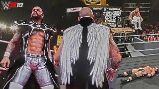 WWE 2K19 Rising Stars DLC: Ricochet Epic NXT TakeOver Brooklyn 4 attire w/ Wings (PC Mods)