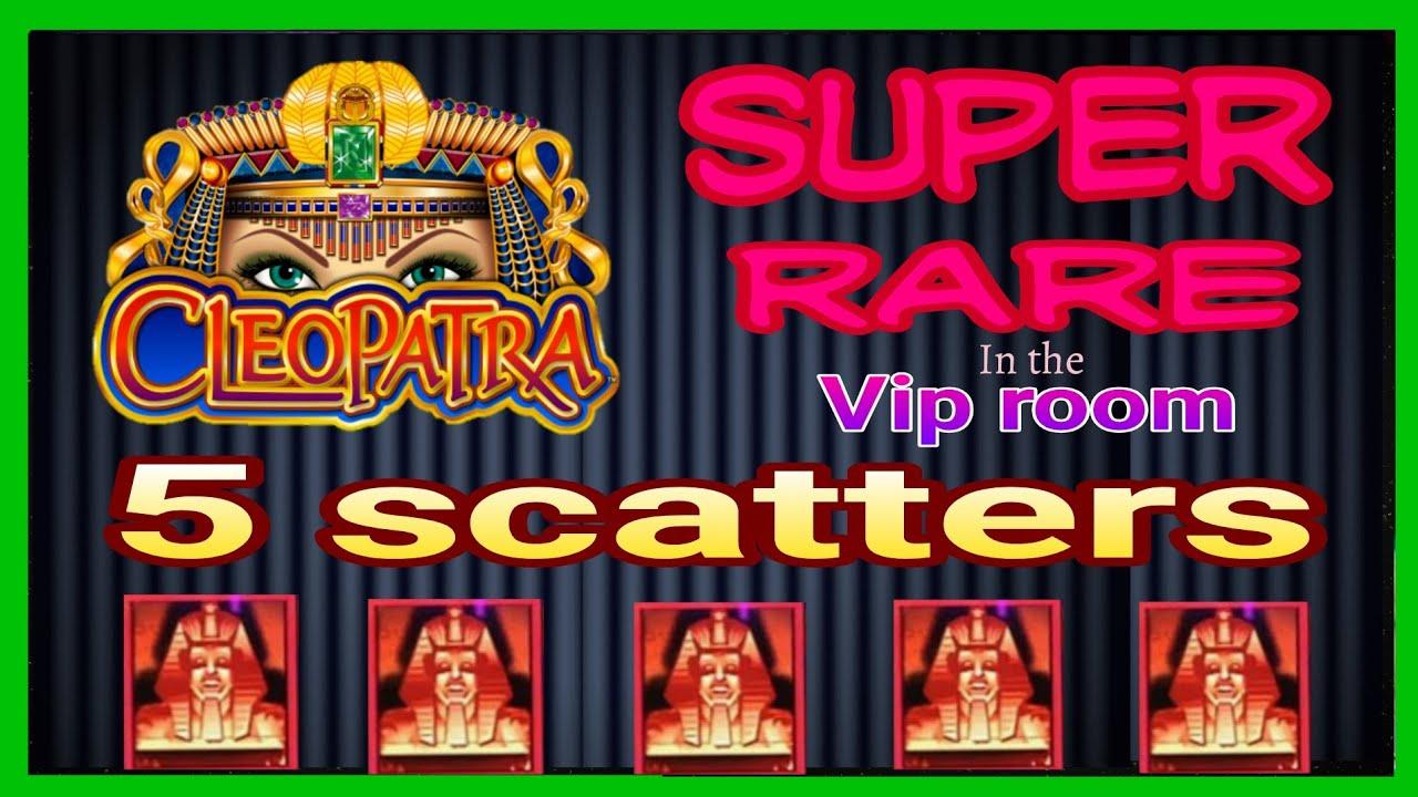 Cleopatra Slot Machine Wins
