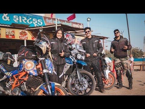 Crossed 161 km/h on my KTM DUKE 390 Towards Jaisalmer