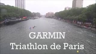 Triathlon de Paris 2017