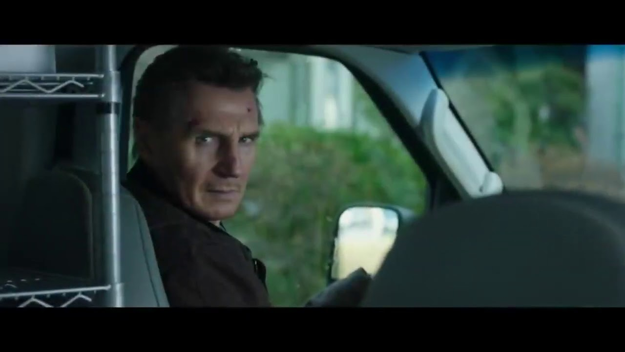 Download HONEST THIEF New Official Trailer featuring Liam Neeson in the lead