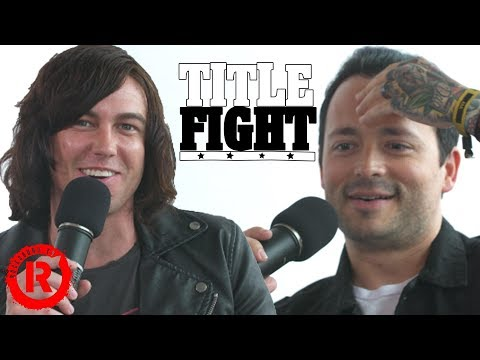 How Many Sleeping With Sirens Songs Can Kellin Quinn & Nick Martin Name In 1 Minute?  Title Fight