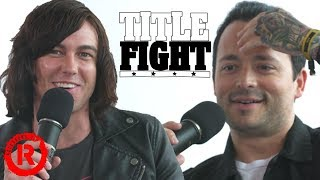 How Many Sleeping With Sirens Songs Can Kellin Quinn & Nick Martin Name In 1 Minute? - Title Fight