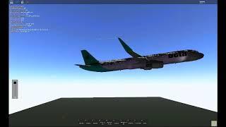 Roblox Beta Airlines Flight 172   Climb   Cruising   Bedtime