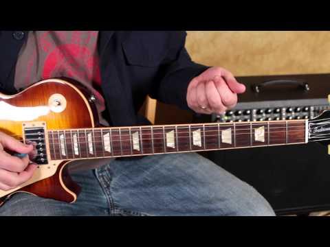 Guns n Roses – Slash – Estranged – How to Play on Guitar Gibson Les Paul pt 1