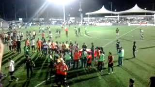 UFL Cup 2013 Finals: Loyola Meralco Sparks FC vs. Pachanga Diliman FC